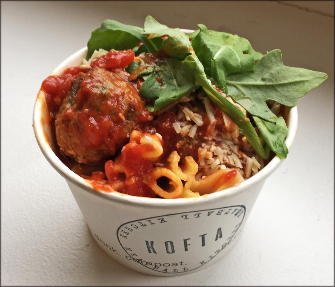 the meh files kofta meatball kitchen - Meatball Kitchen