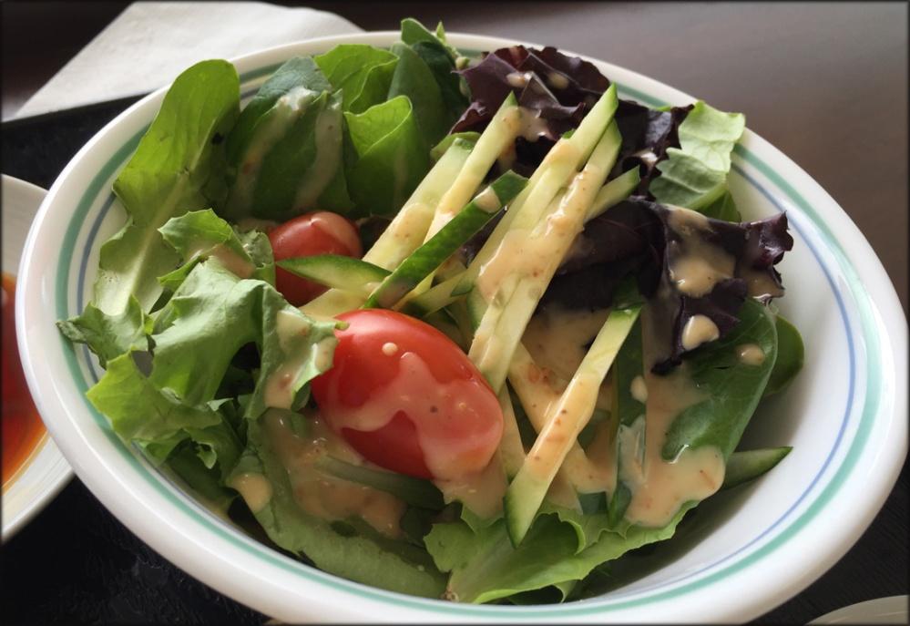 Yaguchiya Side Salad