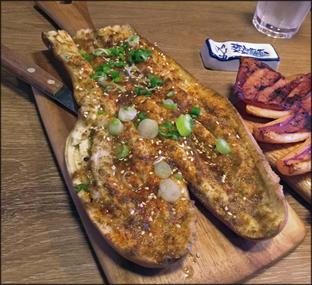 ChiMen BBQ Eggplant