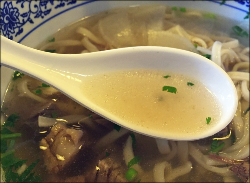 ChiMen Clear Soup