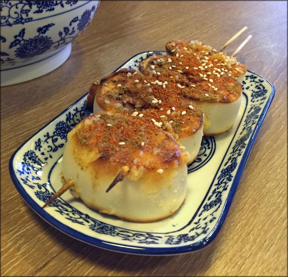 ChiMen Mantou Spice Side